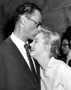 008-marilyn-monroe-and-arthur-miller-theredlist